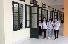 Des écoles resteront fermées en cas de haut risque d'infection