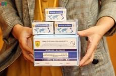 Le kit de diagnostic du COVID-19 du Vietnam présent en Europe