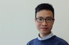 Le premier professeur vietnamien à recevoir le prix de l'EMS