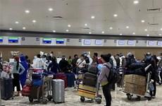 COVID-19: des citoyens vietnamiens aux Philippines rentrent chez eux