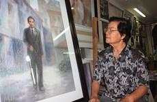 Hai Phong: Un peintre qui consacre toute sa vie à l'Oncle Hô