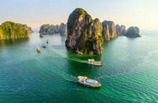 La baie d'Ha Long parmi les destinations ayant la plus belle structure rocheuse du monde