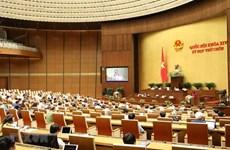 9e session de l'AN (XIVe législature) : soumettre à l'Assemblée nationale deux projets de loi