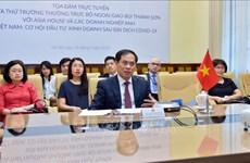 Vietnam: opportunités d'investissement et d'affaires après la pandémie de COVID-19