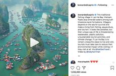 Le héros du Titanic loue la beauté de la baie de Lan Ha