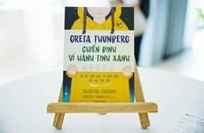 Un livre sur Greta Thunberg destiné aux jeunes lecteurs