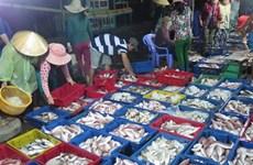 Les exportations aquatiques en légère baisse