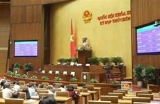 Les législateurs continuent de discuter des questions de personnel
