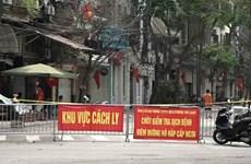 COVID-19 : La télévision japonaise NHK apprécie les efforts du gouvernement vietnamien