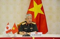 Promouvoir la coopération en matière de défense entre le Vietnam, le Canada et l'Australie