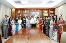 COVID-19 : Des Vietnamiens en R. de Corée reçoivent des fournitures médicales