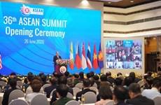 Le 36e sommet de l'ASEAN et le prestige croissant du Vietnam