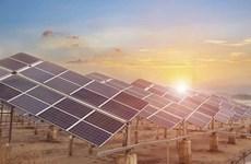Sharp Corp. mettra en service bientôt une centrale solaire au Vietnam