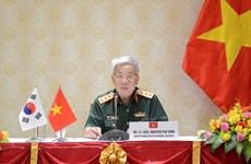 Renforcer la coopération en matière de défense entre Vietnam – R. de Corée et Vietnam - Inde