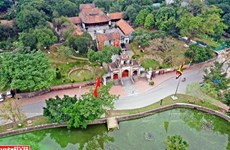 L'ancienne citadelle de Cô Loa – une destination touristique typique de Hanoi