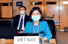 Le Vietnam participe activement à la 44e réunion du Conseil des droits de l'homme des Nations Unies