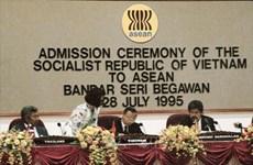 25 ans d'adhésion du Vietnam à l'ASEAN: S'unir pour une Communauté de l'ASEAN « Cohésif et réactif »