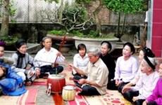 Le ca trù de Hung Yên
