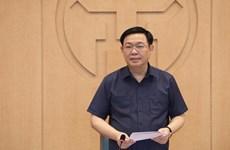 COVID-19 : Hanoi demande de mettre en œuvre immédiatement des solutions urgentes