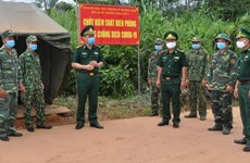 Covid-19: les provinces frontalières resserrent les lignes de contrôle