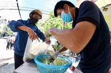 COVID-19: «magasin à zéro dông» pour les personnes déshéritées à Da Nang