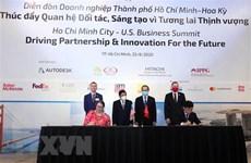 Ho Chi Minh-Ville et les États-Unis coopèrent pour construire des villes intelligentes