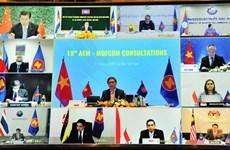 L'ASEAN et la Chine renforcent leurs relations commerciales