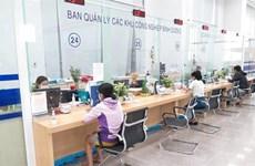 Binh Duong tournée vers l'administration électronique