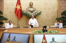 PM Nguyen Xuan Phuc: La situation socio-économique s'améliore de plus en plus