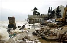 Développer une stratégie pour augmenter la résilience aux catastrophes naturelles
