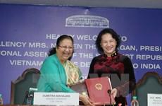 Promotion des relations entre les organes législatifs Vietnam-Inde