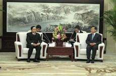 Le FPV veut davantage d'entreprises de Chongqing au Vietnam