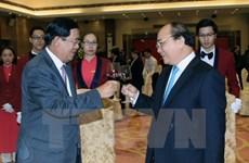 Déclaration commune Vietnam-Cambodge