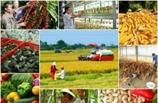 L'agriculture exporte plus de 32 milliards d'USD de produits en 2016