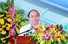 Le Premier ministre travaille dans la province de Binh Phuoc