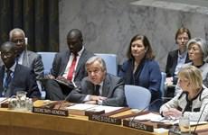 Le chef de l'ONU veut faire de la prévention des conflits sa priorité