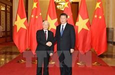 Le Vietnam et la Chine signent 15 documents de coopération