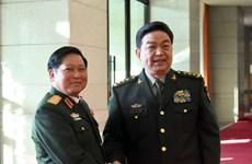 Vietnam-Chine : Les ministères de la Défense résolus à hisser les liens à un nouveau palier