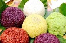 Le riz gluant cuit à la vapeur, un plat bien connu pour tous les goûts