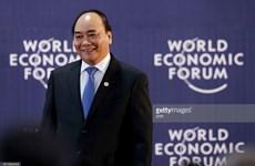 Les liens entre le Vietnam et le Forum de Davos au beau fixe