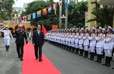 À Hai Phong, le président parle de ville intelligente et souveraineté maritime