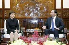 Le Vietnam prend en haute considération le partenariat stratégique avec Singapour