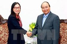 Le Premier ministre Nguyên Xuân Phuc promet de favoriser les activités du chinois Huawei