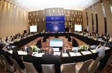 APEC: La SOM 1 et les réunions connexes s'achèvent à mi-chemin