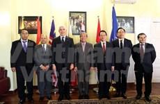 Le Comité de l'ASEAN à Rome parle connectivité et partenariat