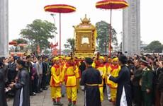La fête du temple de Cua Ong, patrimoine culturel, attire la foule