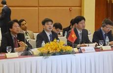 Les organes législatifs du CLMV partagent les expériences sur l'investissement public