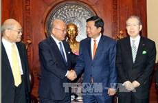 Vietnam et Japon veulent promouvoir leur coopération dans l'éducation et l'investissement