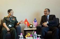 Le Vietnam et la Malaisie veulent développer leur coopération dans la défense