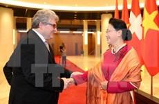 Entre le Vietnam et la Suisse, une relation au beau fixe